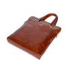 premium leather satchel