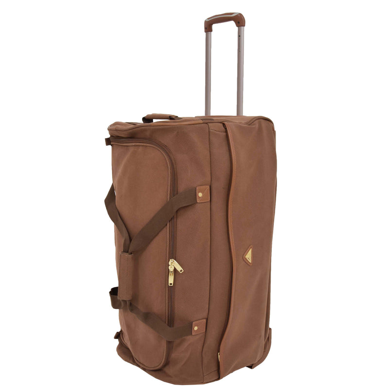 wheeled travel duffle