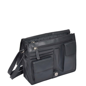 ladies bag with inside organiser section
