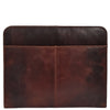 Detachable Ring Binder Documents Folder Falkirk Brown 1