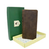 Vintage Leather Travel Documents Wallet Marlo Tan 5