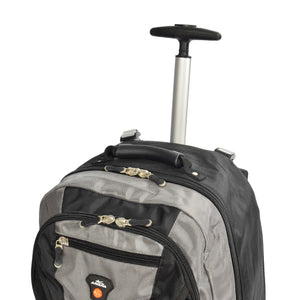 rucksacks with a top grab handle