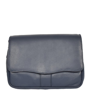leather flap over organiser case