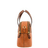 Womens Leather Small Evening Handbag Camilla Tan 5
