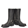 mens leather western boots