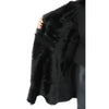 ladies coat with real fur lining
