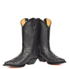 mens leather western shoes