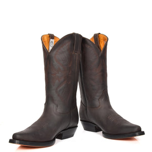classic western leather boots