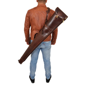 large leather gunslips