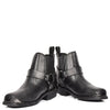 mens leather cowboy shoes