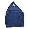 Lightweight Large Size Holdall with Wheels HL472 Blue 4