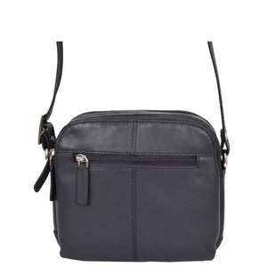 womens bag with back zip pocket