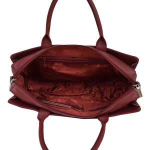 bags for ladies with inside storage sections