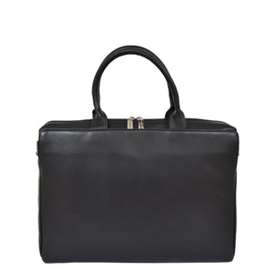 ladies multi compartment briefcase