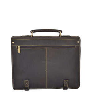 mens bag with a top grab handle