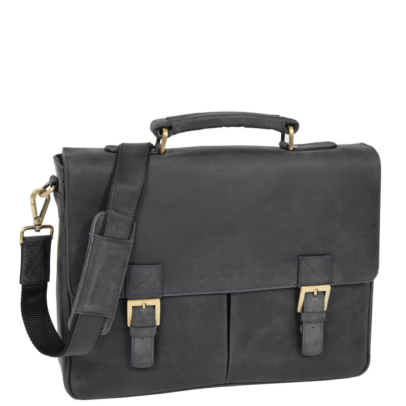 leather briefcase for mens