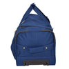 Lightweight Mid Size Holdall with Wheels HL452 Blue 4