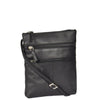 ladies leather travel purse