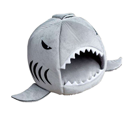 Shark Shaped Pet Bed