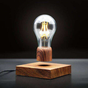 New Ideas Maker Floating Light Bulb