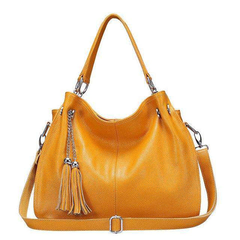 High-Quality Genuine Leather Handbag - Royalty Trends