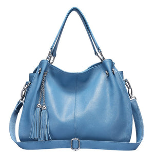 High-Quality Genuine Leather Handbag - Prography Gear