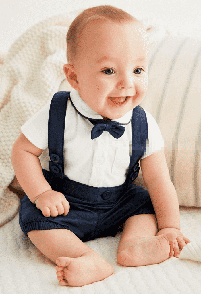 Summer Gentleman Baby Suit - Prography Gear