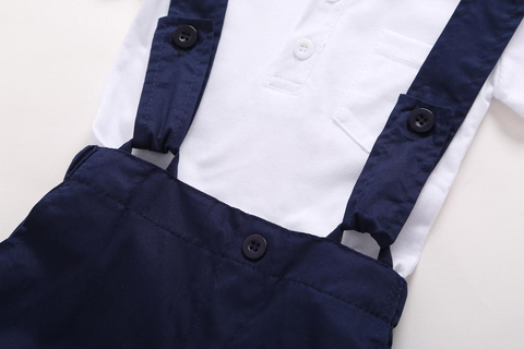 Image of Summer Gentleman Baby Suit - Prography Gear