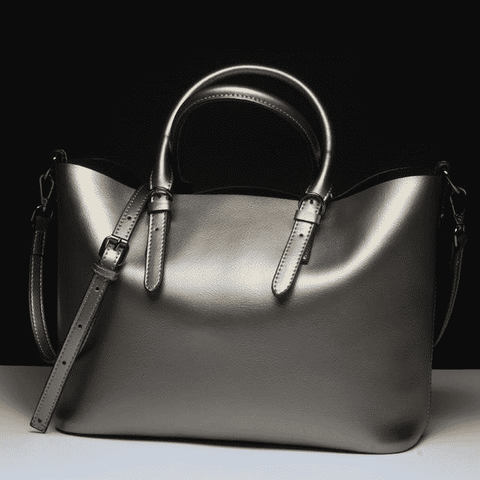 Luxury Genuine Leather Women Designer Bag - Prography Gear