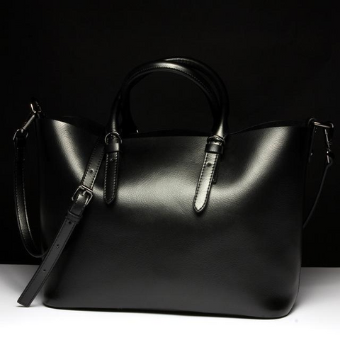 Luxury Genuine Leather Women Designer Bag - Royalty Trends