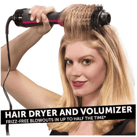 Image of HairLux™ 2 in 1 Multifunctional Hair Dryer & Volumizer