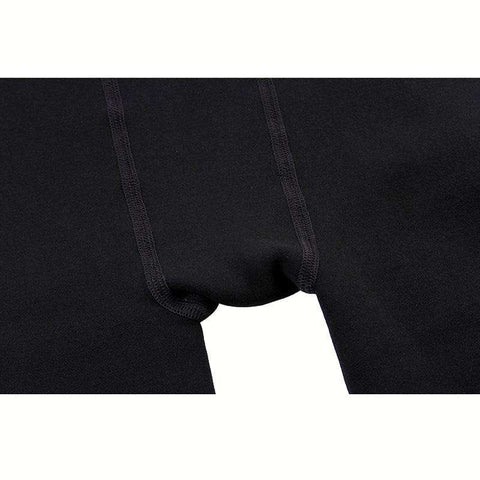 Image of Soft Fleece Lined Footless Leggings - Prography Gear