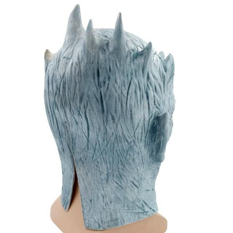 THE NIGHT KING WHITE WALKER GAME OF THRONES LATEX MASK - Prography Gear