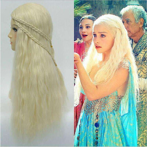 Image of Game of Thrones Daenerys Targaryen Halloween Costume - Royalty Trends