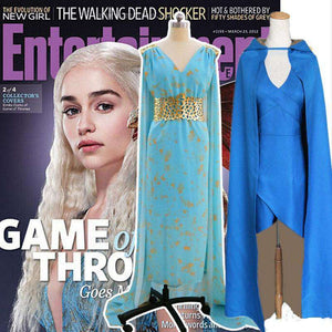 Game of Thrones Daenerys Targaryen Halloween Costume - Royalty Trends