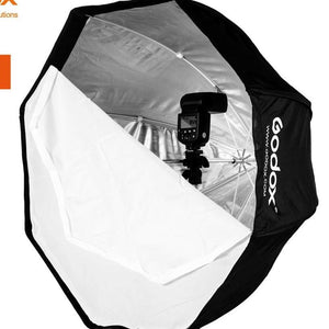 Foldable Octagon Umbrella Speedlite Softbox
