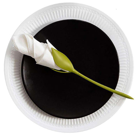 Image of Flower Napkin Holders