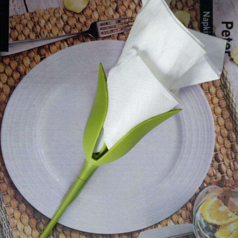 Flower Napkin Holders