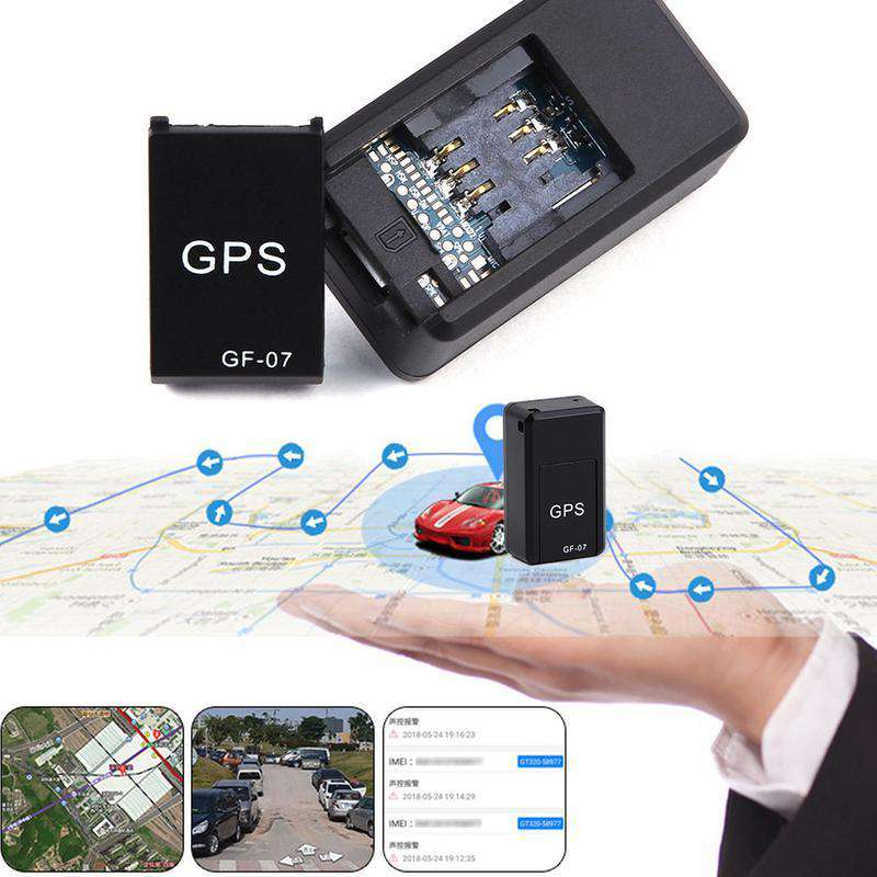 Magnetic Mini GPS Real-time Tracking Locator