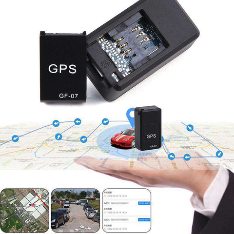 Image of Magnetic Mini GPS Real-time Tracking Locator
