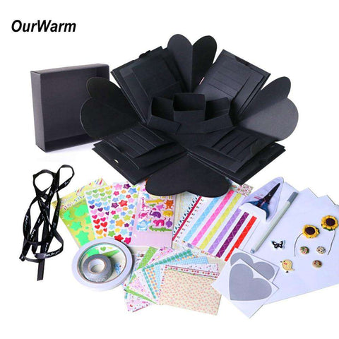 Image of DIY Surprise Love Explosion Box Kit