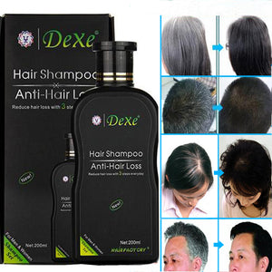 2 Pack Organic Anti-Hair Loss Shampoo