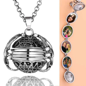 Magical Expandable Photo Locket