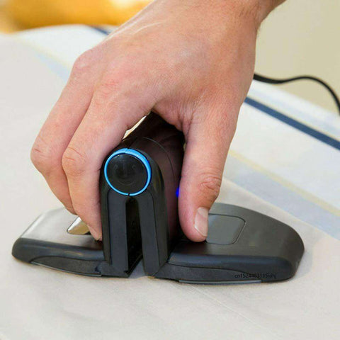 Image of Foldable Portable Travel Iron