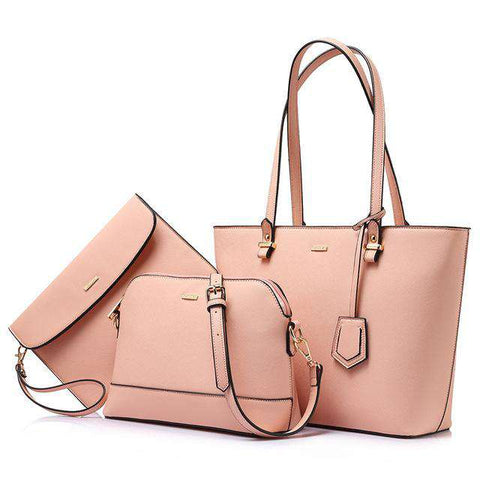 LOVEVOOK 3-Set Handbag - Royalty Trends