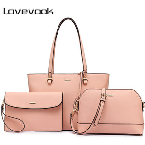 LOVEVOOK 3-Set Handbag - Prography Gear