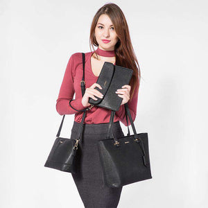 LOVEVOOK 3-Set Handbag