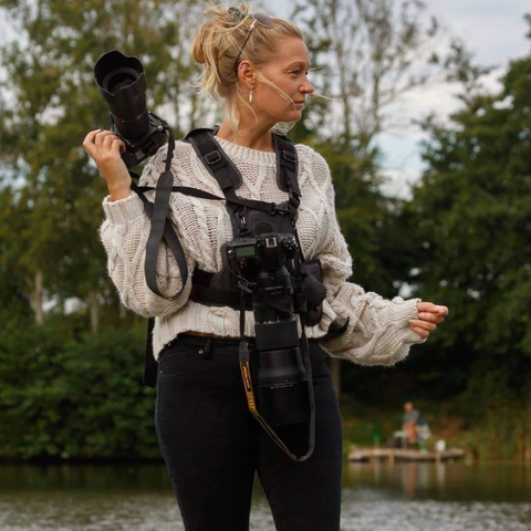 Image of Multi-Camera Carrying Vest - Prography Gear