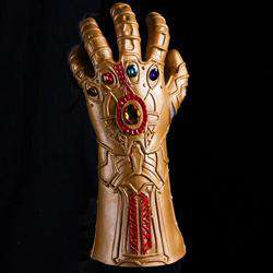 Original Thanos Mask And Gauntlet - Royalty Trends