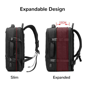 Expandable Business Travel Backpack - Prography Gear